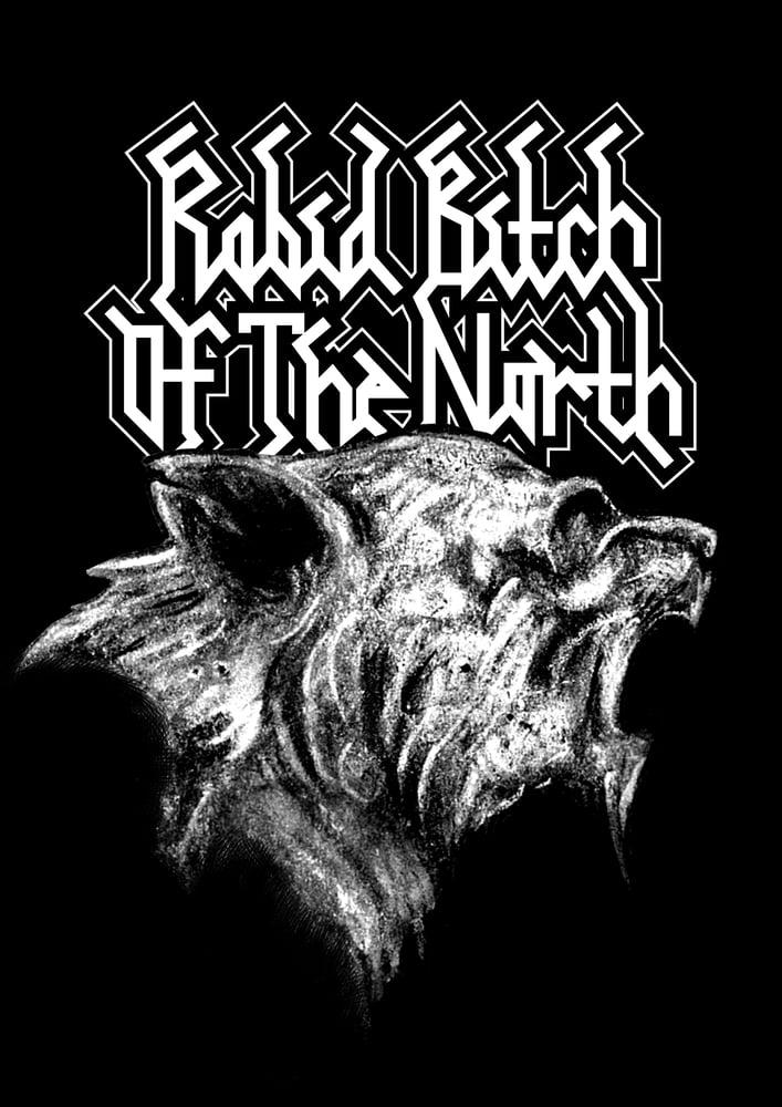 Image of Bitter Taste Album Shirt Design
