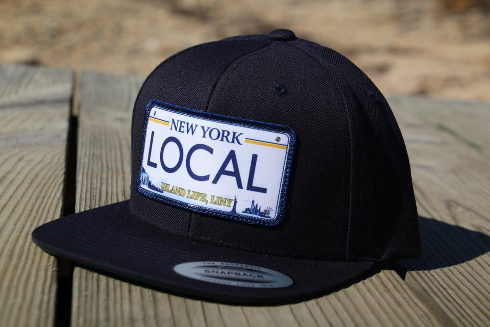 Image of LOCAL License Plate Hat