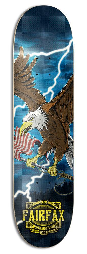 Image of FSS Patriot Deck