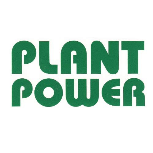 Image of Plant Power DECAL