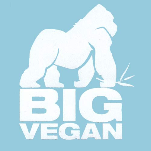 Image of Big Vegan DECAL