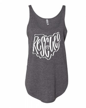 RESCUED tank top