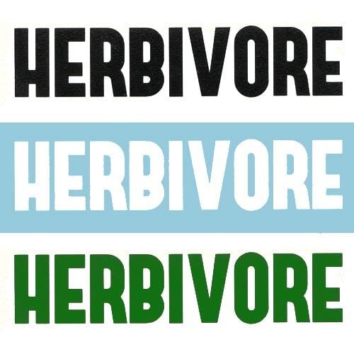 Image of Herbivore DECAL