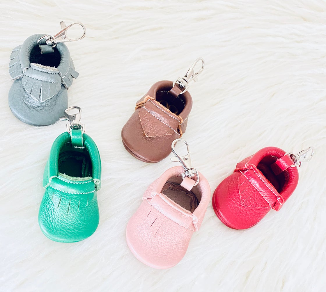 Image of Mini Moccasin Bag & Purse Clips