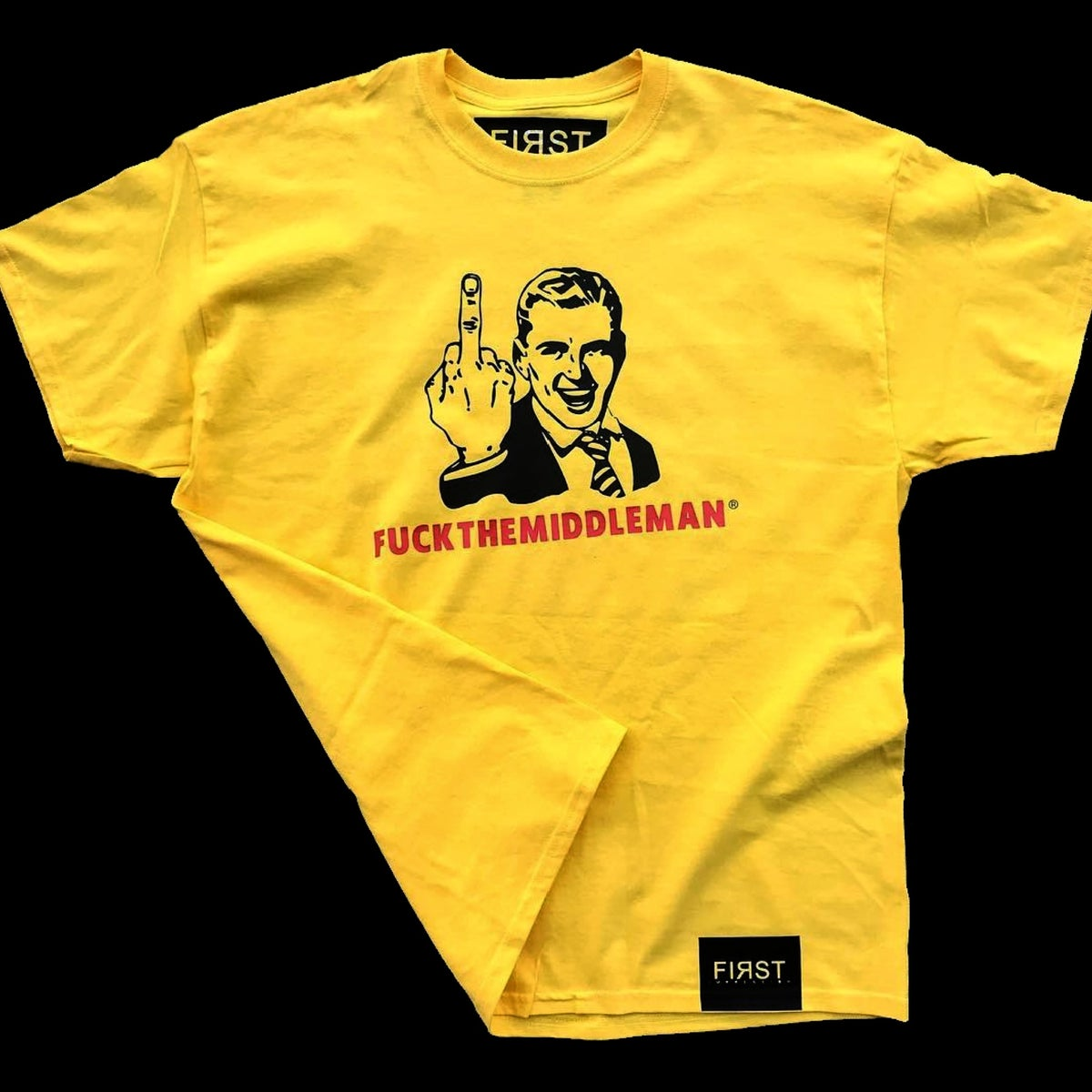 Image of FUCK The Middle Man OG TEE