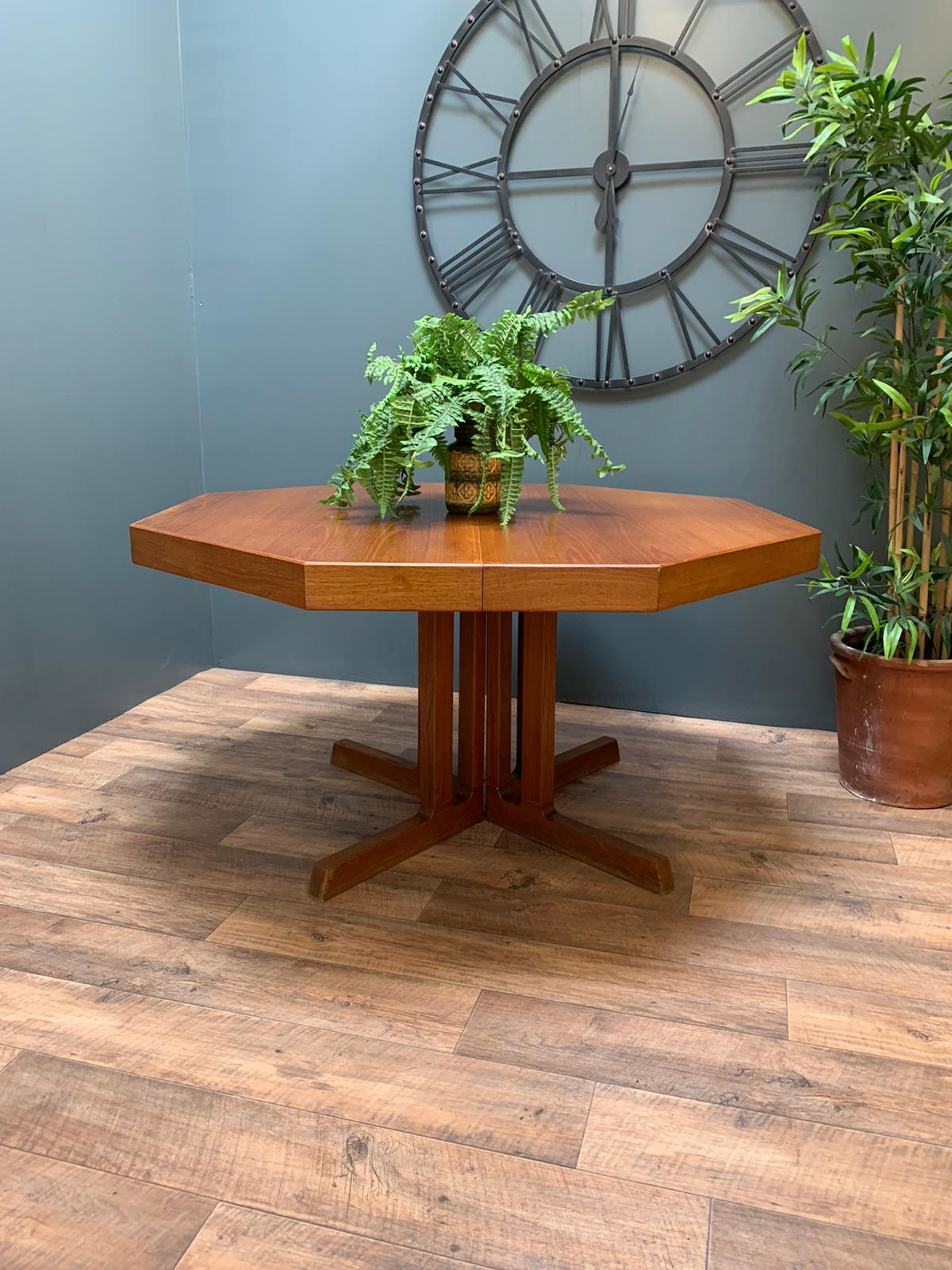 Image of Danish dining table