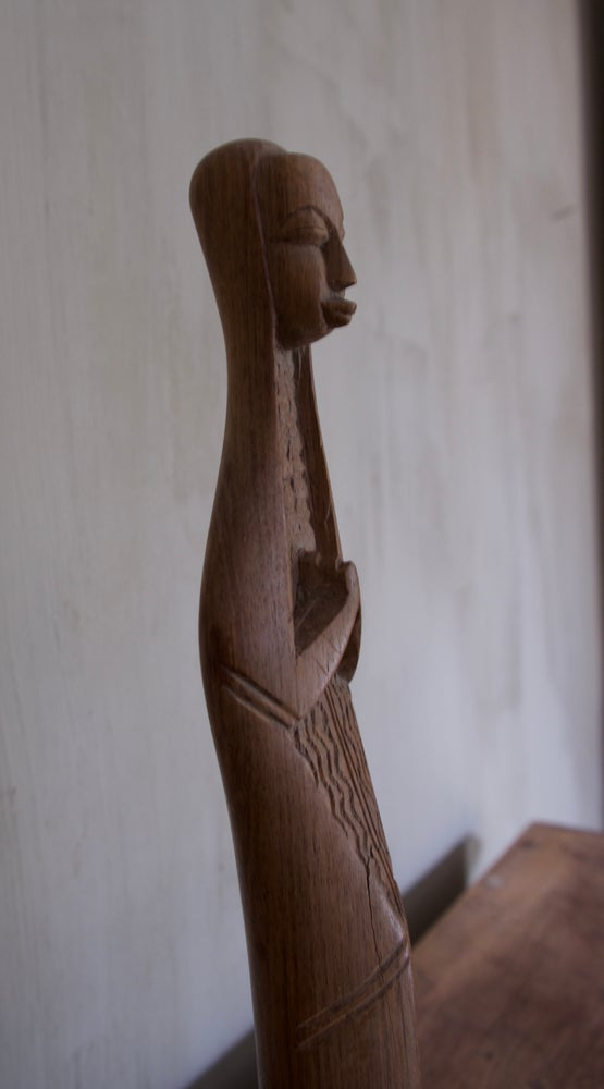 Image of Madonne africaine
