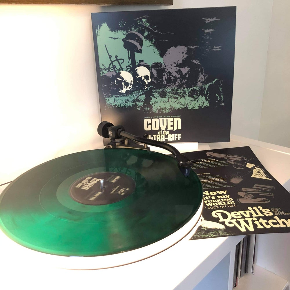 Image of Coven of the Ultra-Riff VINYL