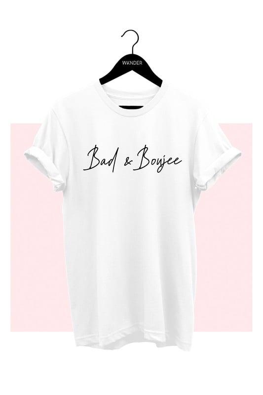 Image of Bad & Boujee Tee