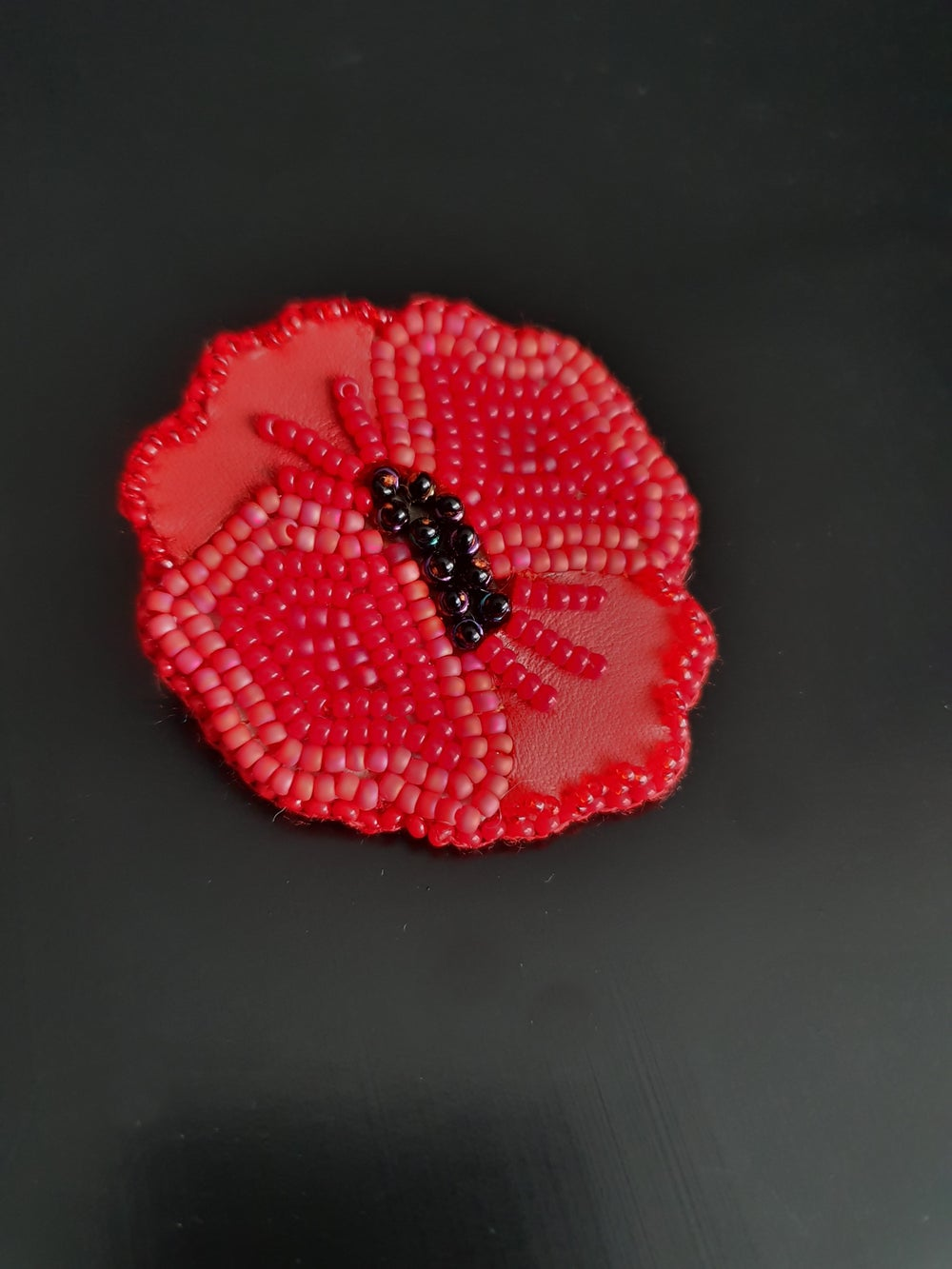 Image of Pin's Gentil coquelicot Mesdames