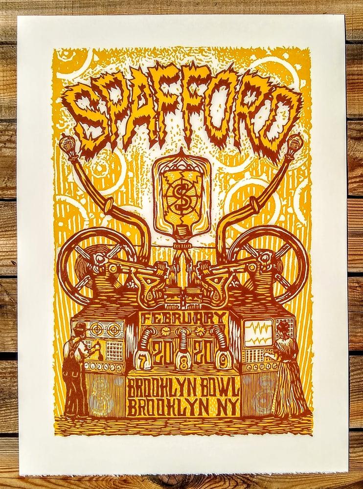 Image of Spafford Brooklyn Print 2/7-9/2020