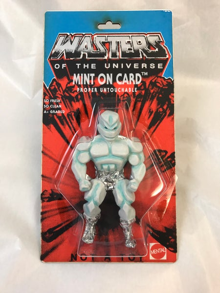 Image of MINT ON CARD