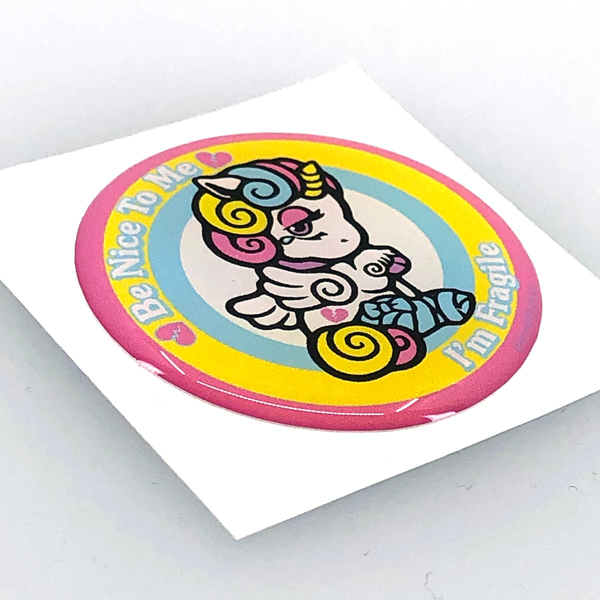 Image of My Little Aura Sticker Set