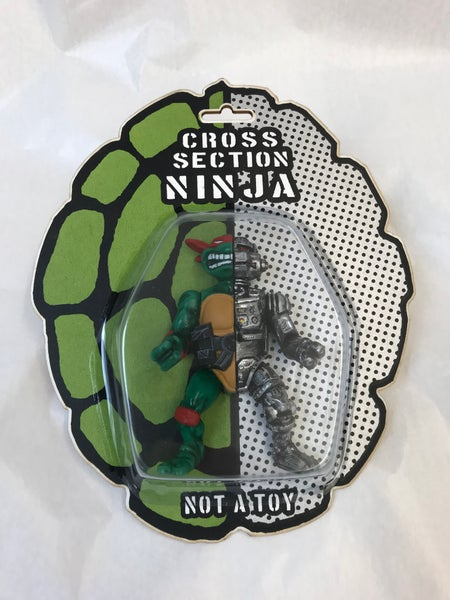 Image of CROSS SECTION NINJA