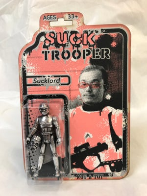 Image of ART TROOPER - SUCKLORD