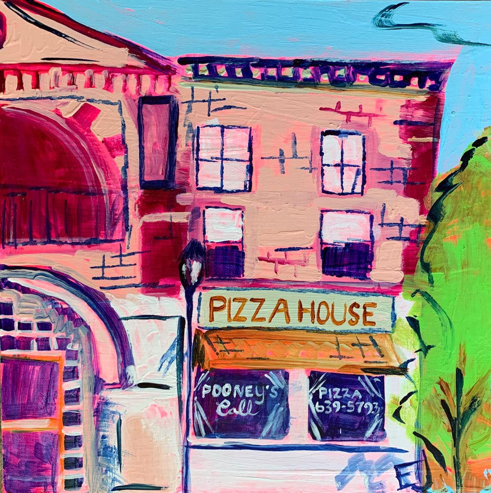 Image of Pizza House Commission I