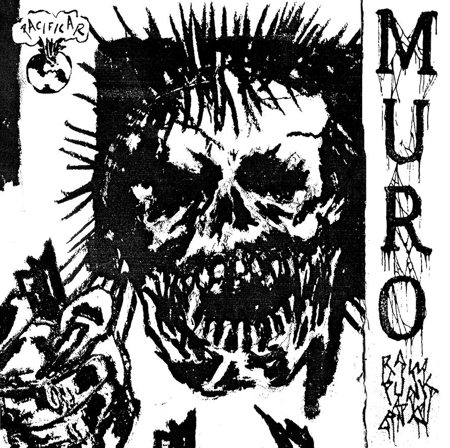 "Image of MURO ""Pacificar"" 12"""