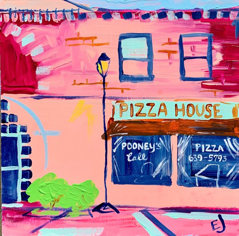 Image of Pizza House Commission II