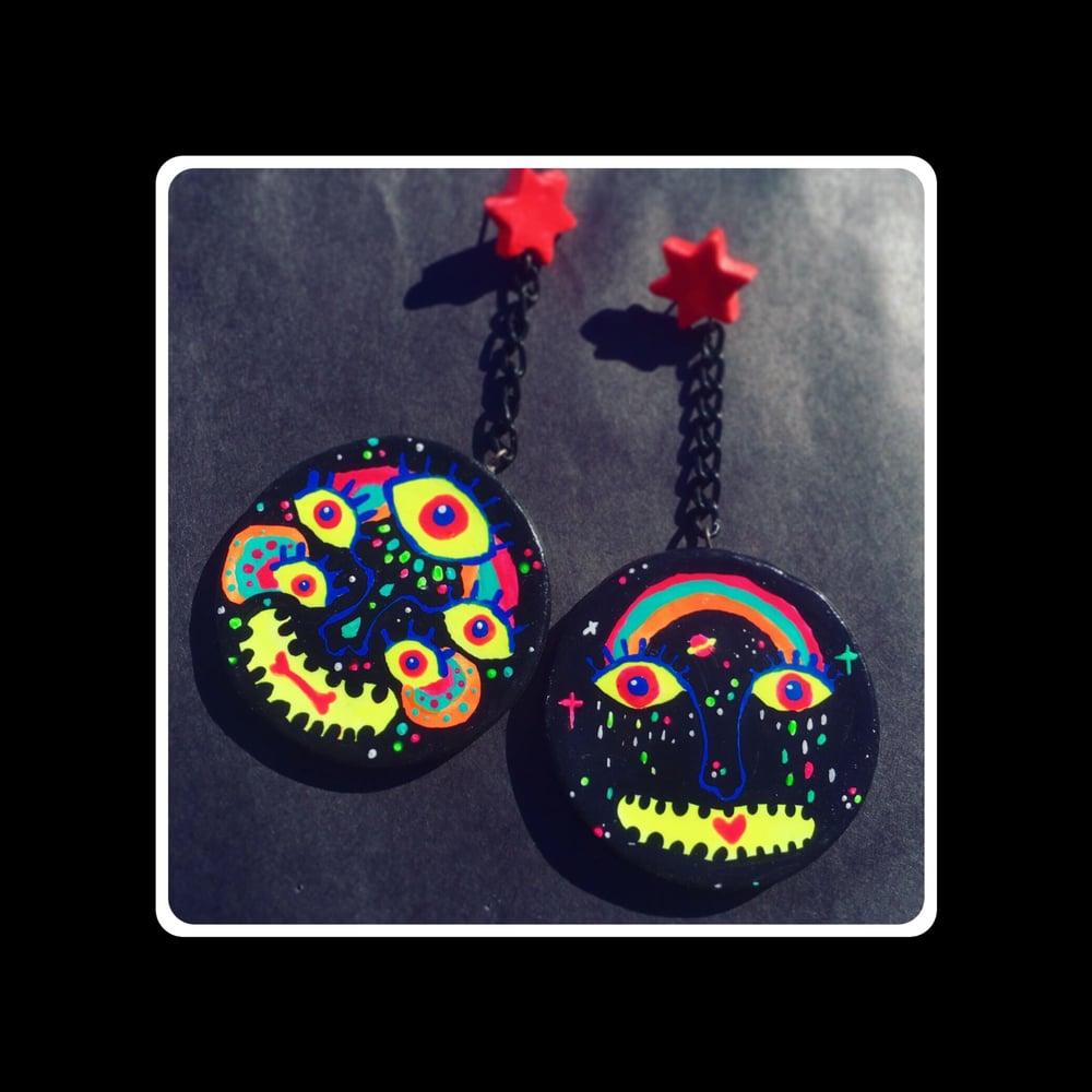 Image of kEiksosbenae Earrings