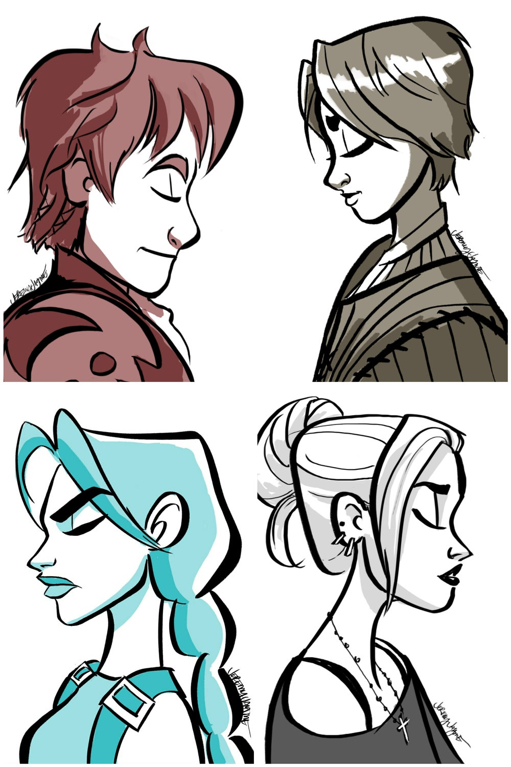PROFILE SERIES - STAR WARS, MARVEL, OTHER
