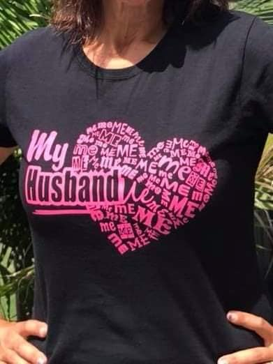 Image of My Husband Loves Me T-Shirts