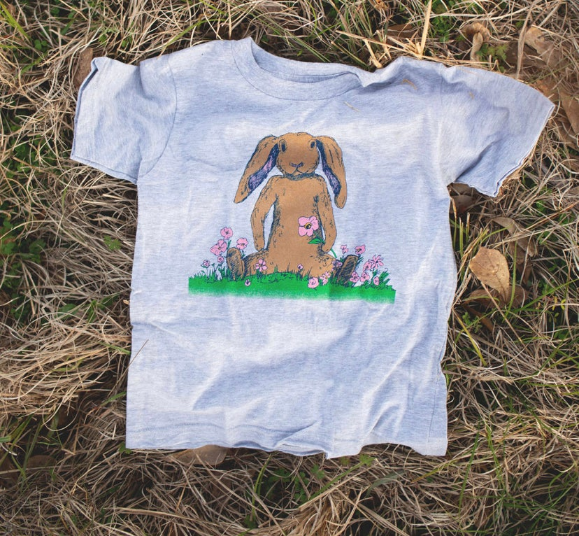 Image of Youth Bunny tee