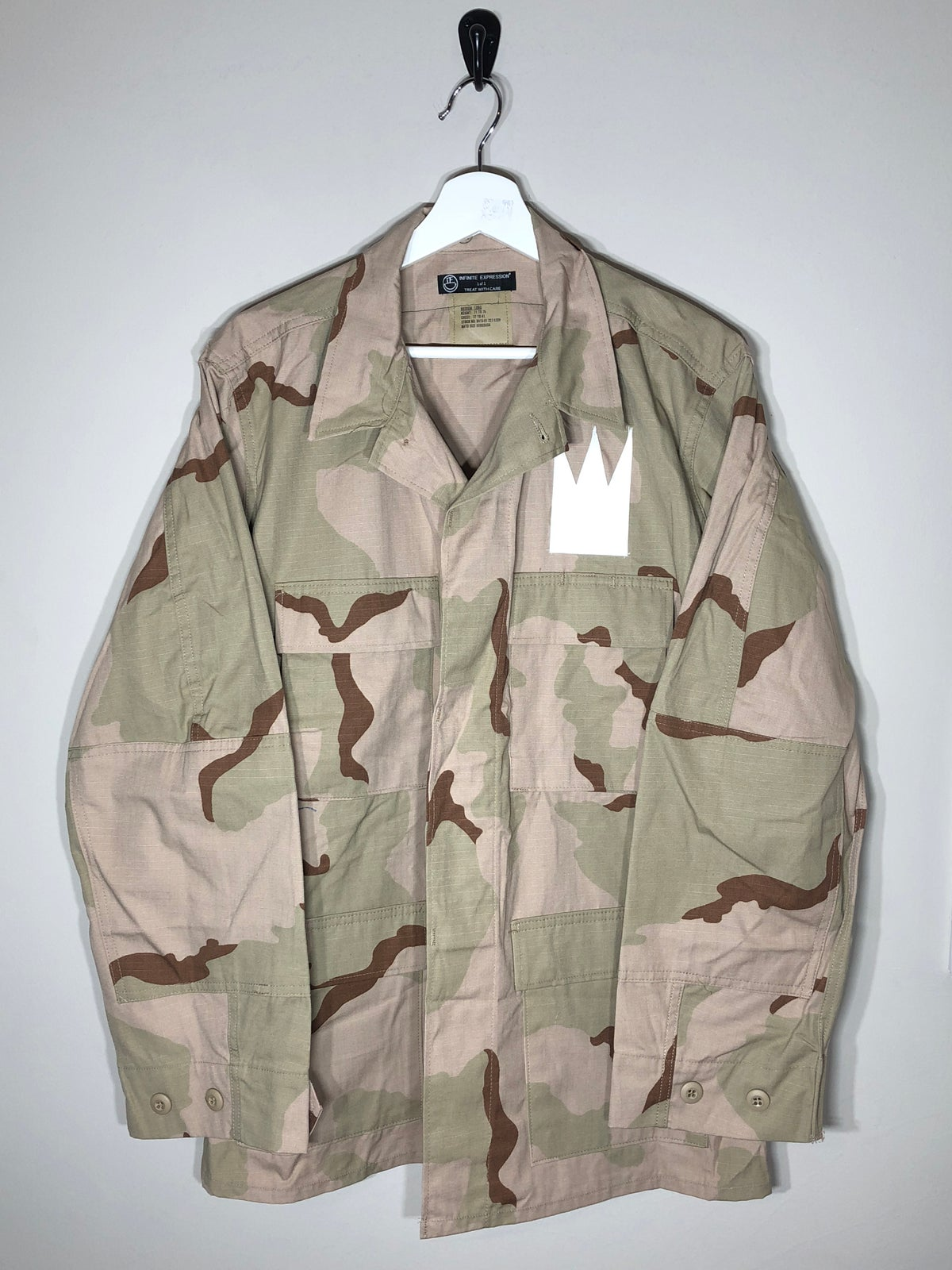 Image of Camo Cheetah Coat