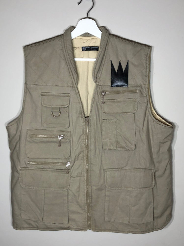 Image of Wildlife fishing vest