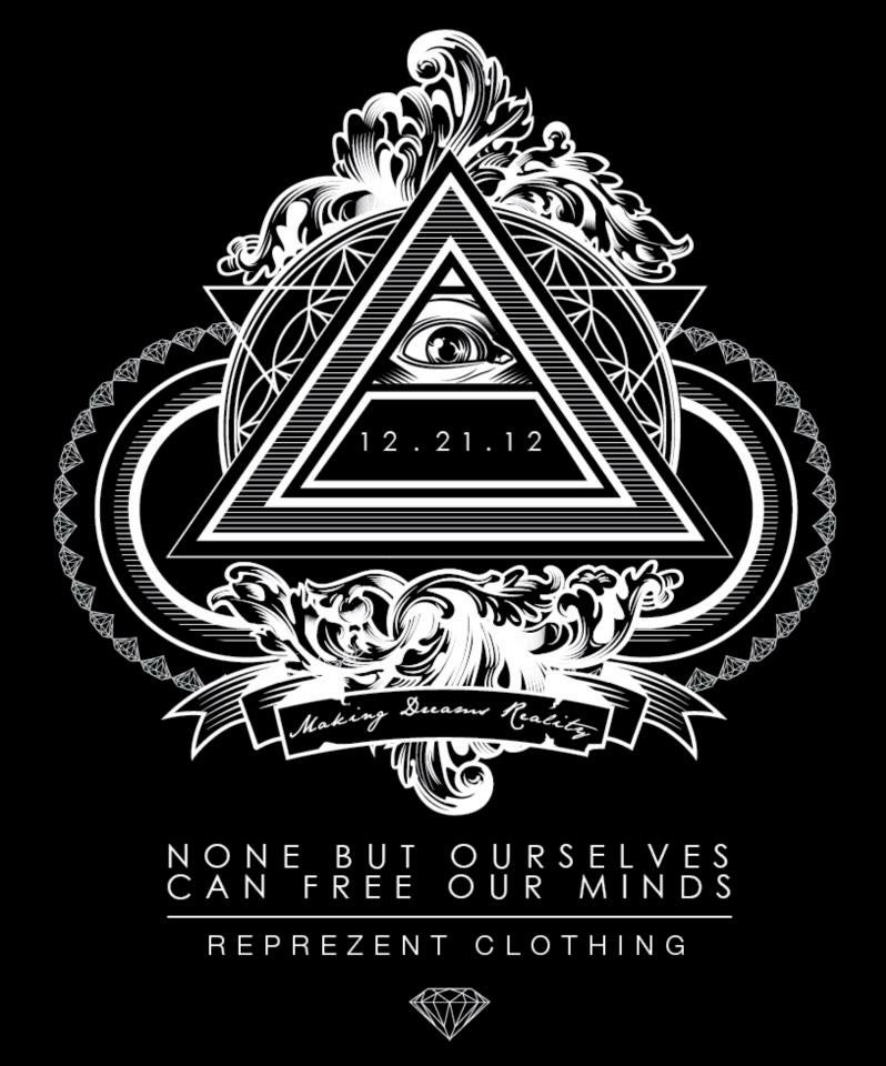 "Image of Limited ""None But Ourselves Can Free Our Minds"" tee"