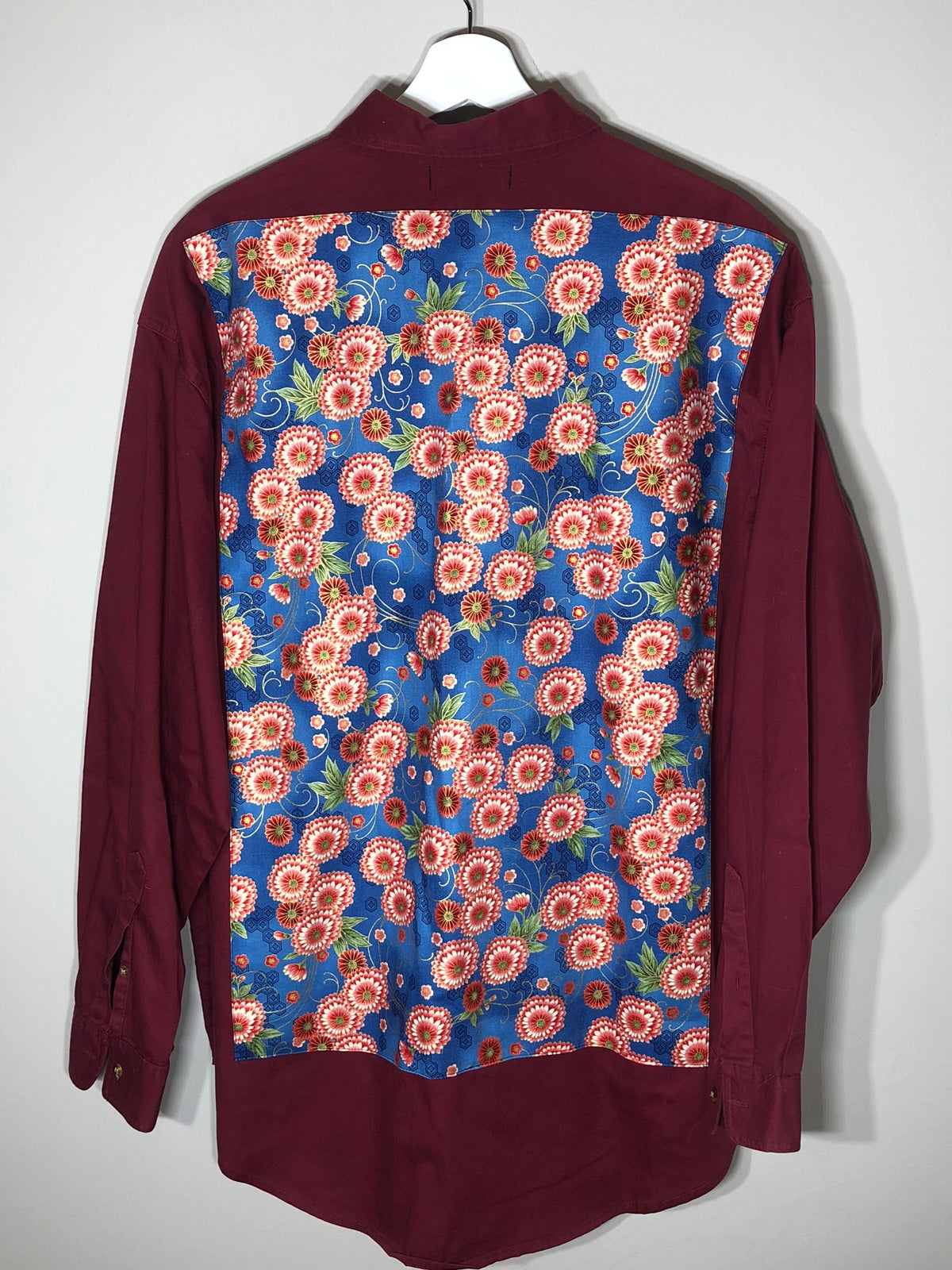 Image of Bugle boy Floral Buttonup