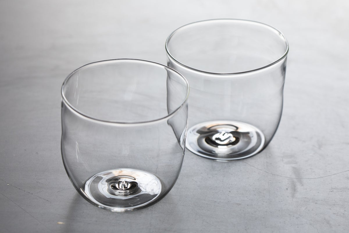 Image of pair of  Coppetta bowls