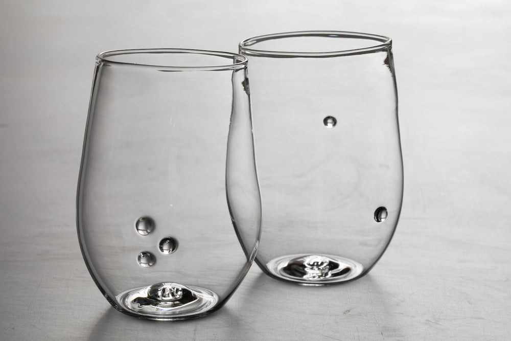 Image of pair of Vino Rosso Perlina