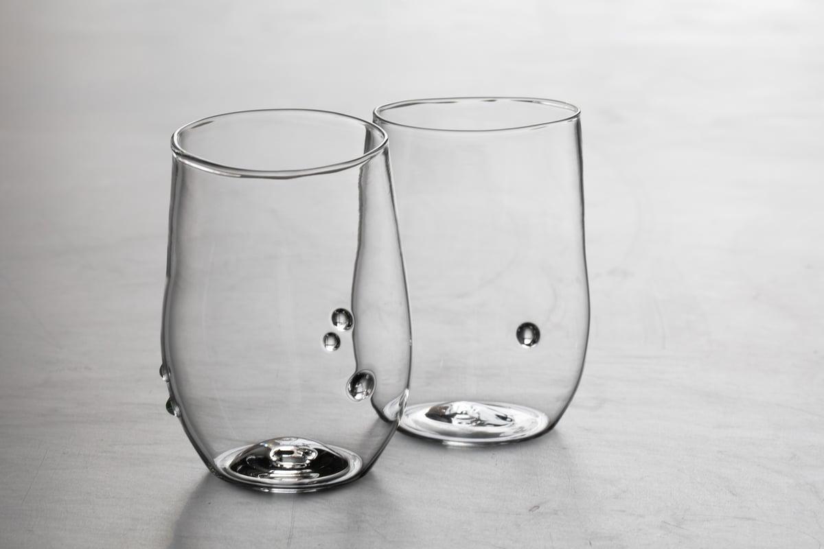 Image of pair of Vino Bianco Perlina