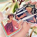 Image of Showdown! Prismatic Stickers
