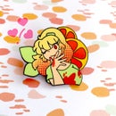 Image of Citrus Esther pin