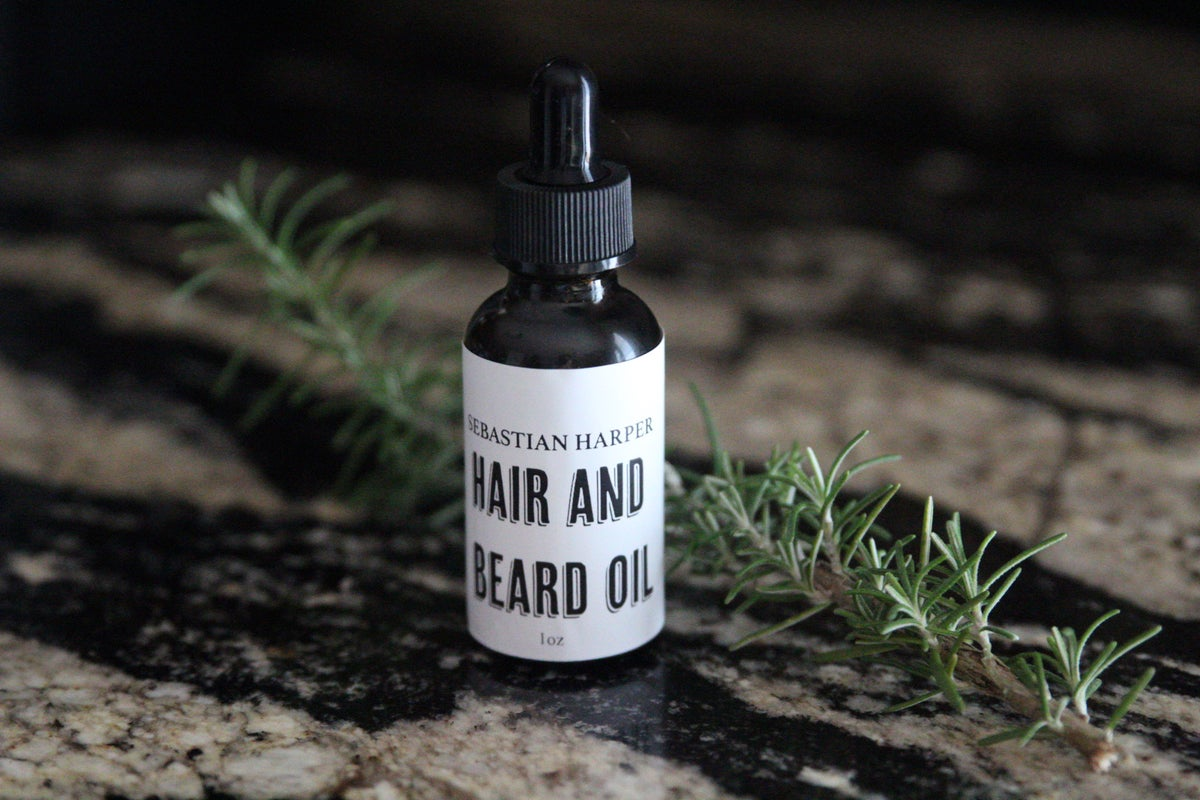 Image of Hair and Beard Oil