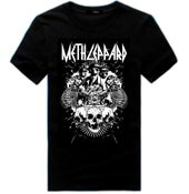 Image of METH LEPPARD T-Shirt
