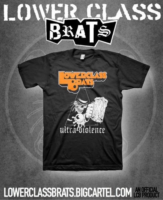 Image of Ultra-Violence t-shirt