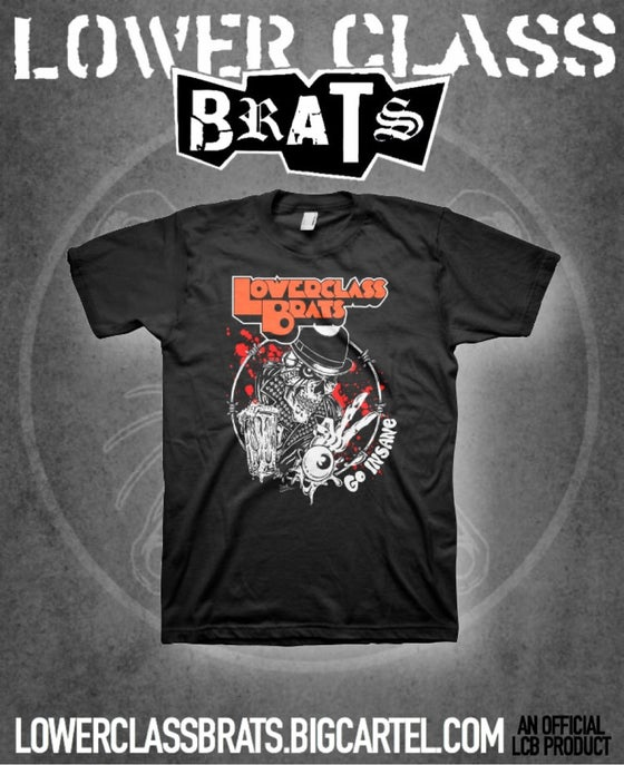 Image of Go Insane t-shirt