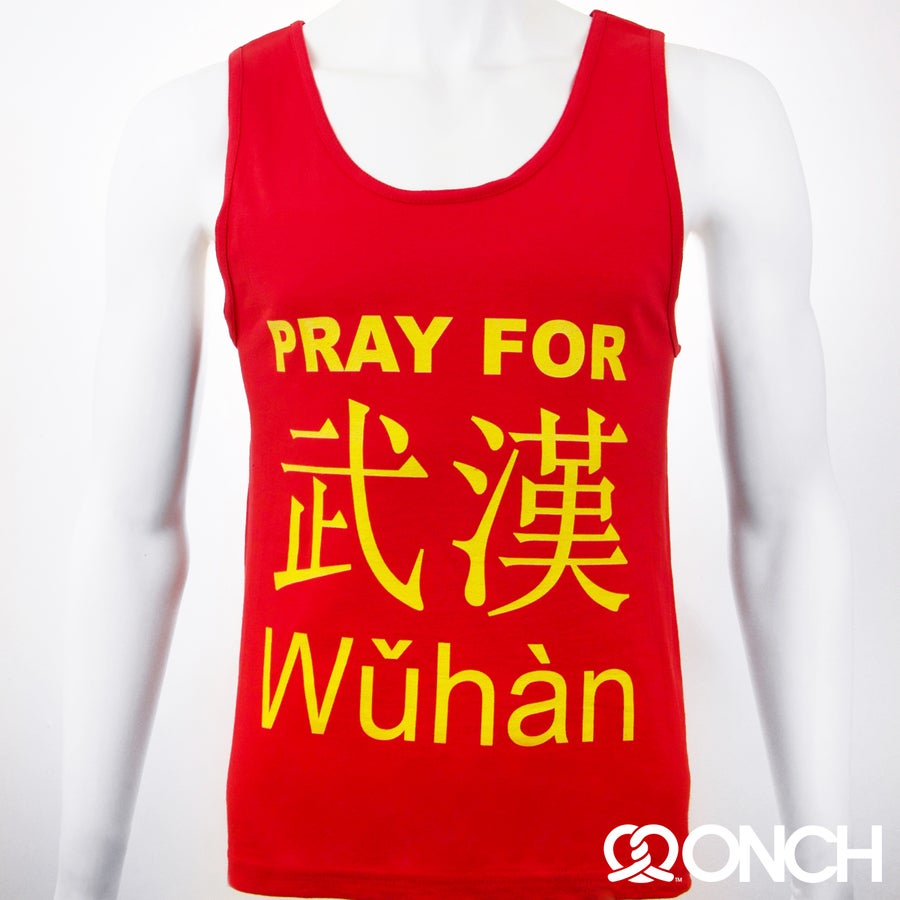 Image of Pray for Wuhan