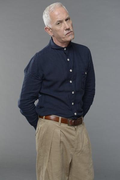 Image of Draughtsman Shirt Navy £195.00