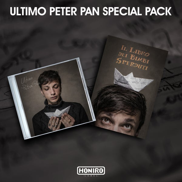ULTIMO - PETER PAN SPECIAL PACK - HONIRO STORE