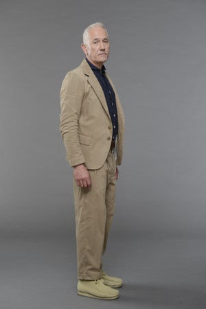 Image of California Summer Corduroy Jacket BEIGE £298.00