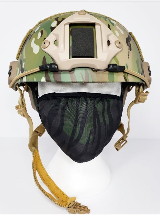 "Image of GTW Mask ""Tiger Vibe"" camo size small"