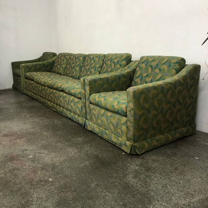 Image of PARKER THREE PIECE LOUNGE