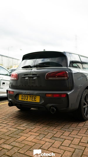 Image of MINI JCW 300 Clubman F54 Remus Exhaust