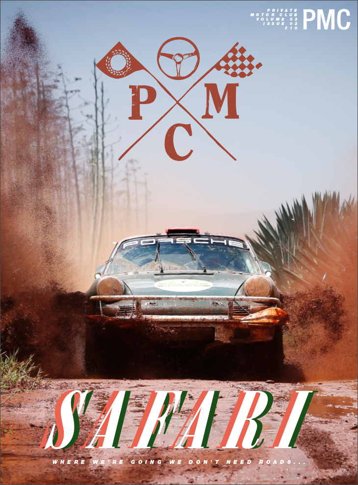 Image of Private Motor Club Vol. 2 02