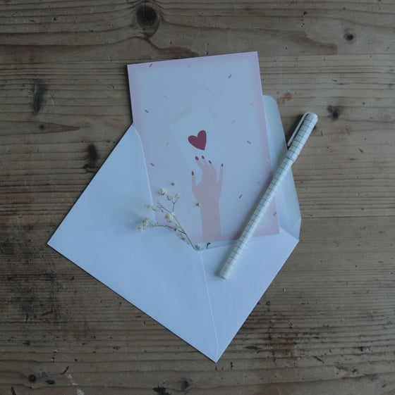 Image of SEND LOVE - Mot Doux & A la folie
