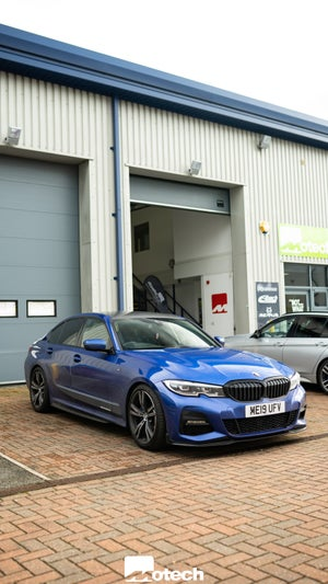 Image of BMW 330i G20 Eibach Lowering Springs