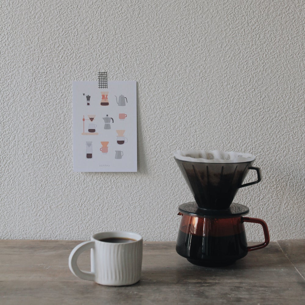 Image of LOVERS - Coffee ou Plants